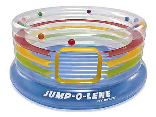 Intex 48264NP Jump-O-Lene Ring Bouncer transparent